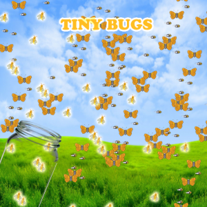 Tiny Bugs - iPhone & iPad App